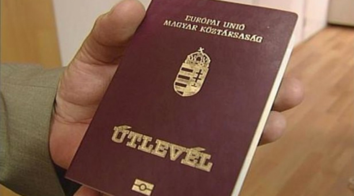 підробка угорських паспортів