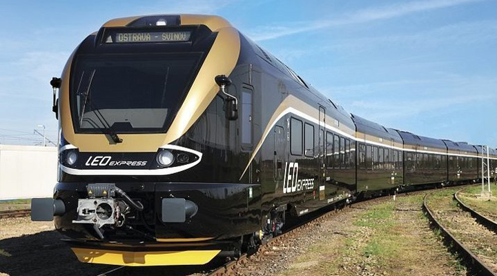 поїзд з України до Чехії