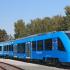 У Німеччині почав виконувати рейси перший в світі поїзд на водні