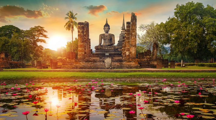 право безвізового в'їзду до Таїланду