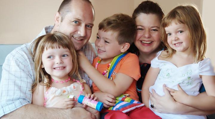 соціальна підтримка сімей в Польщі