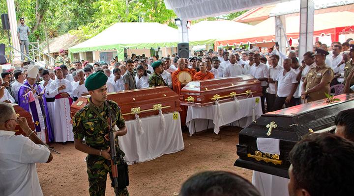 теракти на острові Шрі-Ланка