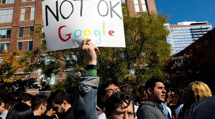 требование повышения зарплаты в Google