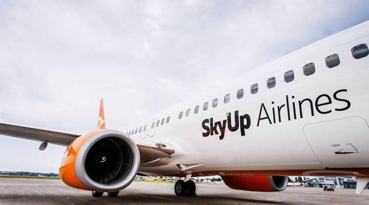 українська авіакомпанія SkyUp