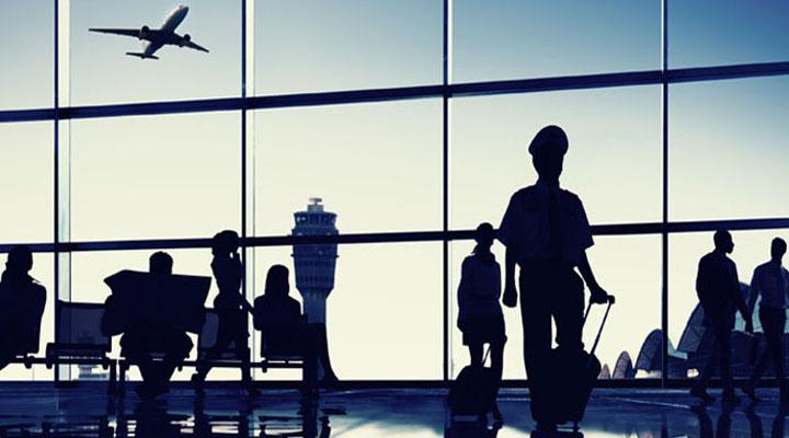 збільшення пасажиропотоку в українських аеропортах