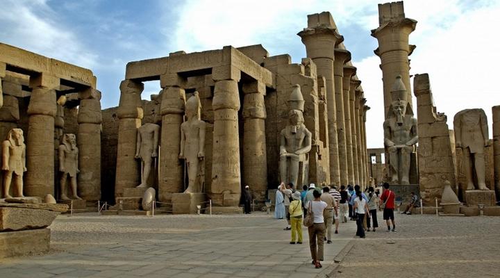 збільшення турпотоку в Єгипті
