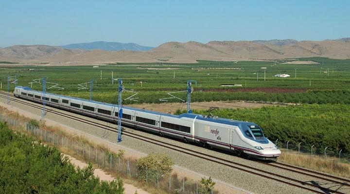 «Винный поезд» в Испании