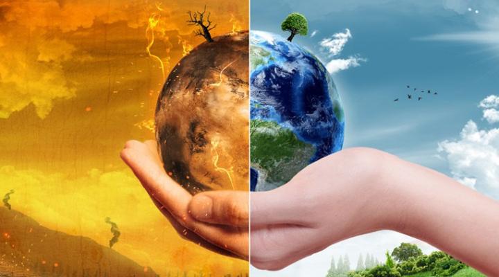 забруднення навколишнього середовища