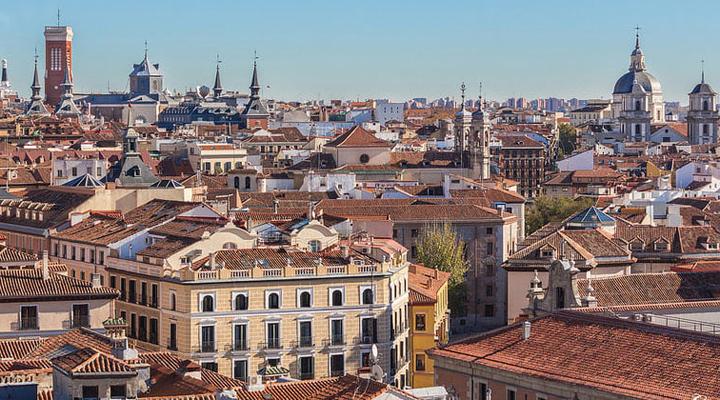 житло для туристів в Мадриді