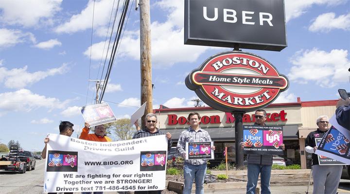 акції протестів водіїв