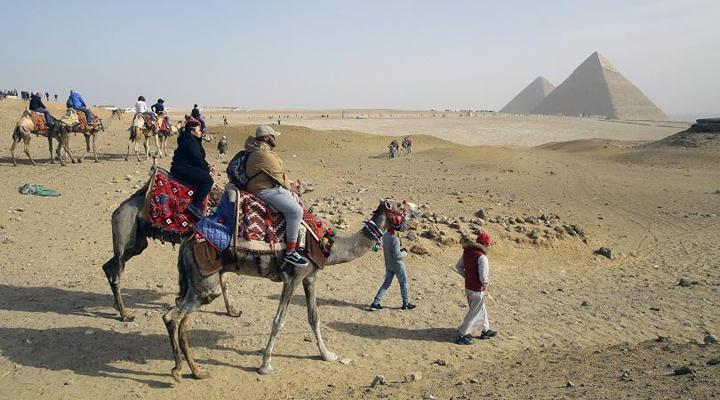 археологи раскрыли один из секретов пирамиды Хеопса