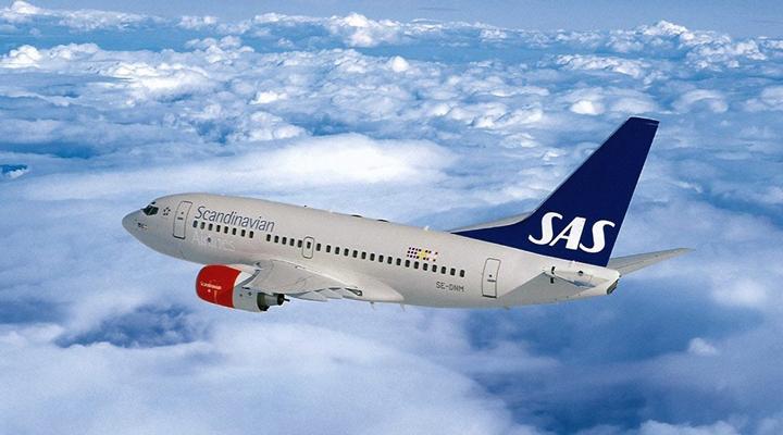 авиакомпания Scandinavian Airlines