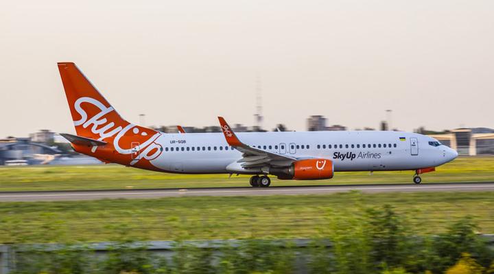 авіакомпанія SkyUp Airlines