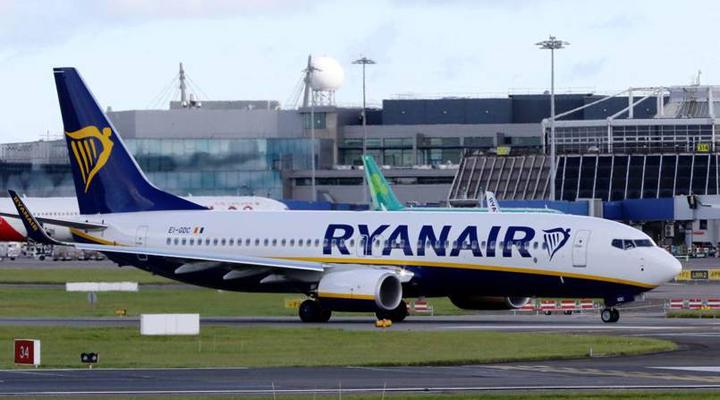 авиасообщение между Киевом и Дублином