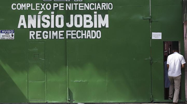заворушення в тюрмах Бразилії