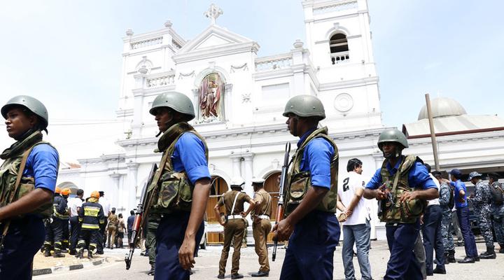 безопасность туристов на Шри-Ланке
