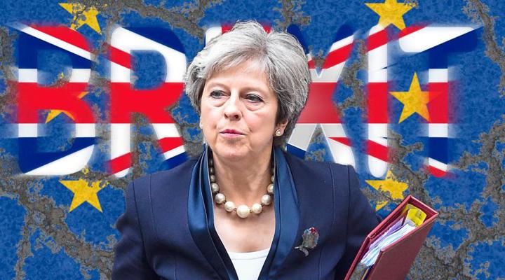 Brexit і Тереза Мей