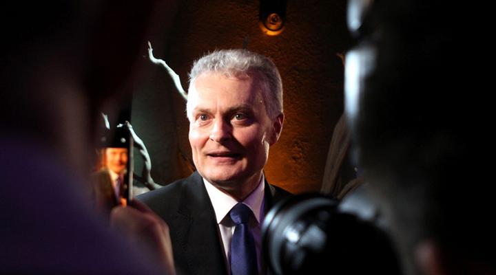 Гітанас Науседа - новий президент Литви