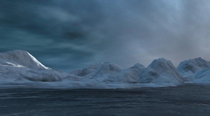 Канада і Північний полюс