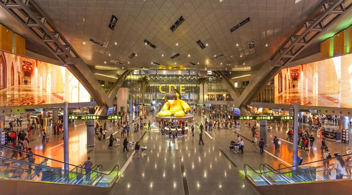 катарський аеропорт «Хамад»