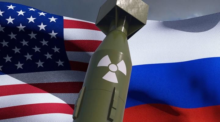 контроль над ядерным вооружением со стороны России и США