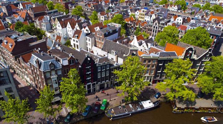, «податок на ліжко» в Амстердамі