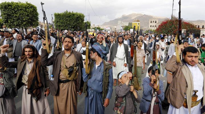 повстанці в Ємені