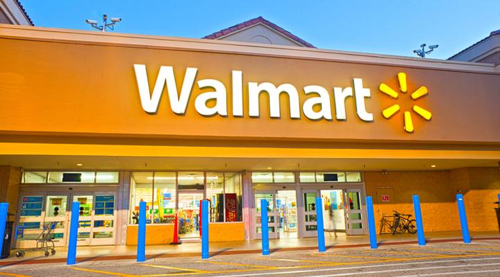 работодатель - сеть супермаркетов Walmart