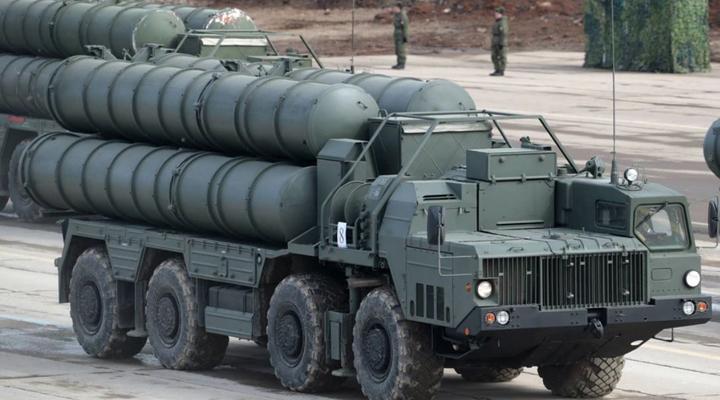 російська система С-400