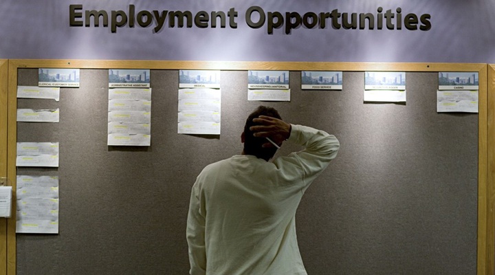 рост занятости в Канаде