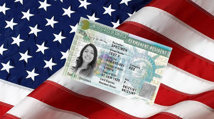 розыгрыш лотереи Green Card-2020