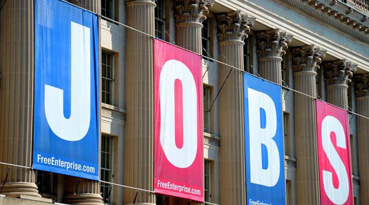 зниження рівня безробіття в США