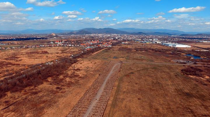 строительство международного аэропорта в Мукачево пока в проекте