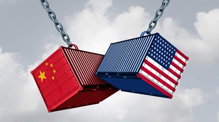 торгова війна між Китаєм і Сполученими Штатами