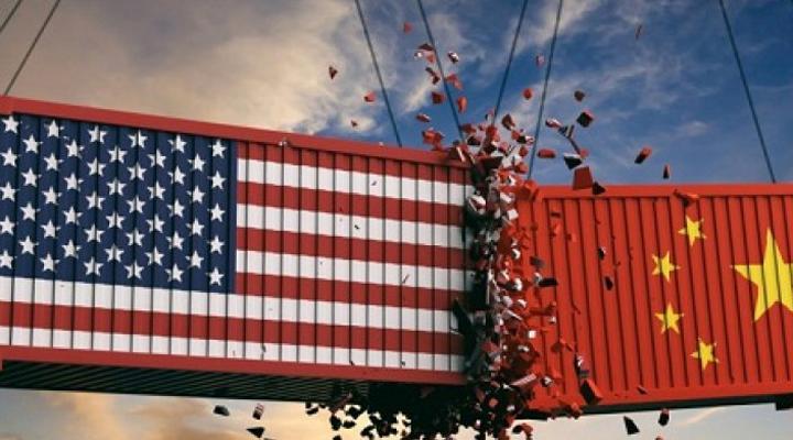 торгова війна між США і Китаєм