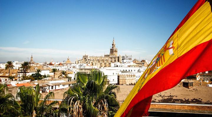 туристи в Іспанії