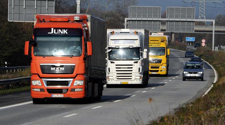 условия работы дальнобойщиков в ЕС
