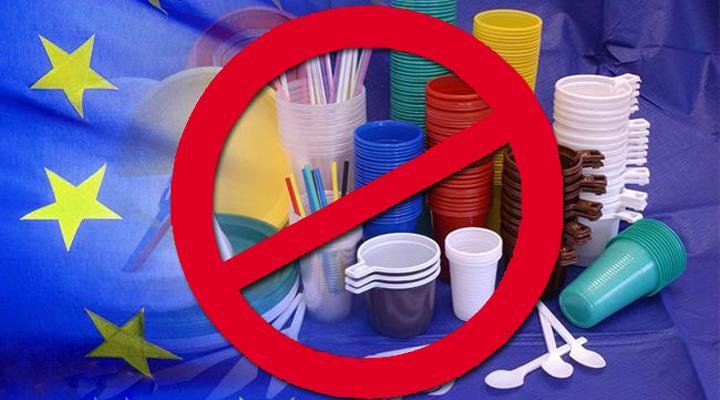 в ЄС прийнято закон про виведення пластика з ужитку