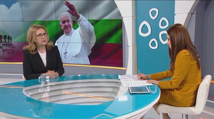 візит Папи Римського до Болгарії