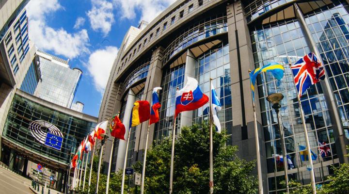 выборы в Европарламент начинаются