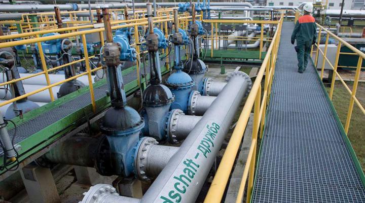 забруднення нафти в трубопроводі «Дружба»