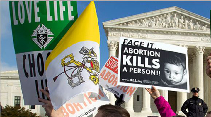 законопроект о запрете абортов