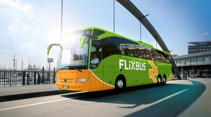 автобусний перевізник FlixBus