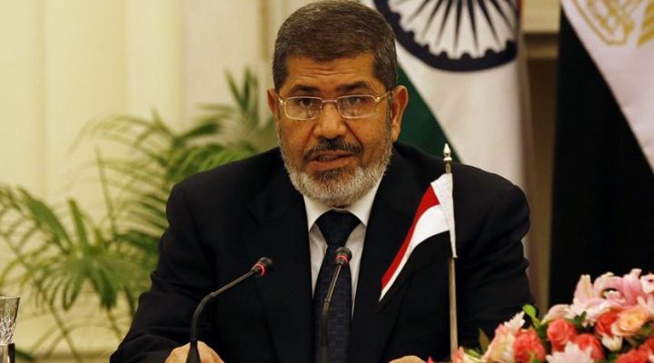 бывший президент Египта Мухаммед Мурси