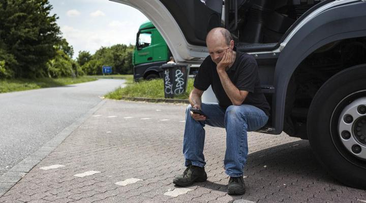 дефицит дальнобойщиков в Германии