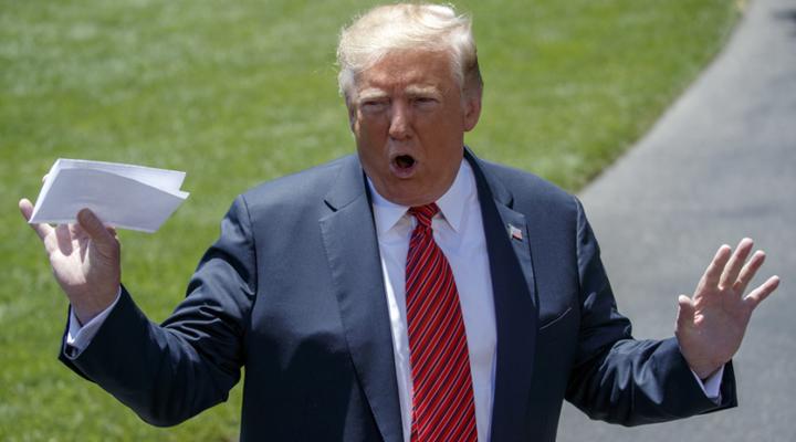 Дональд Трамп за депортацію нелегалів