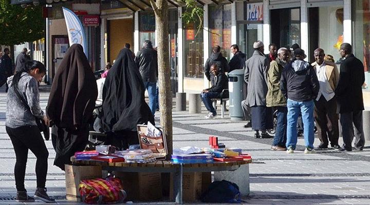 «гетто» в Дании