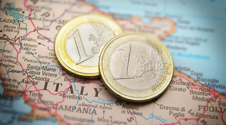гос.борг Італії зростає
