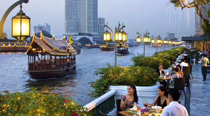 гостинний Таїланд