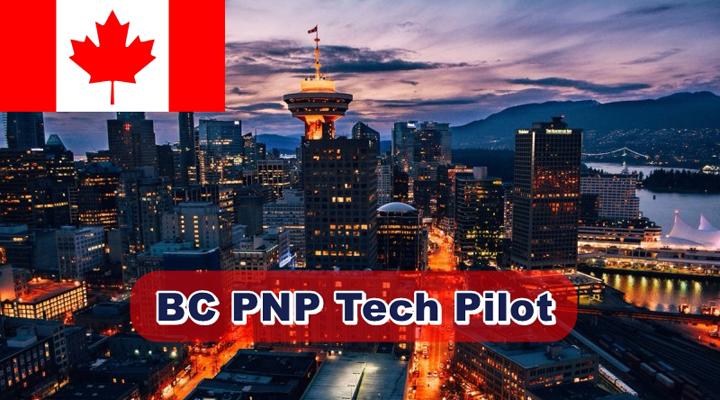 імміграційна програма BC PNP Tech Pilot